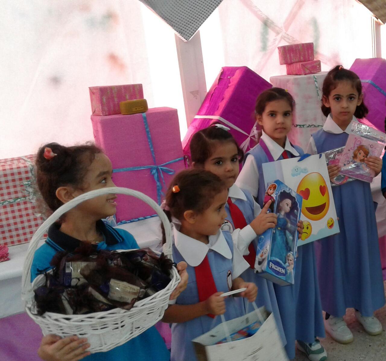 مهرجان توديع وحدة الأصحاب ( مرحلة رياض الأطفال )