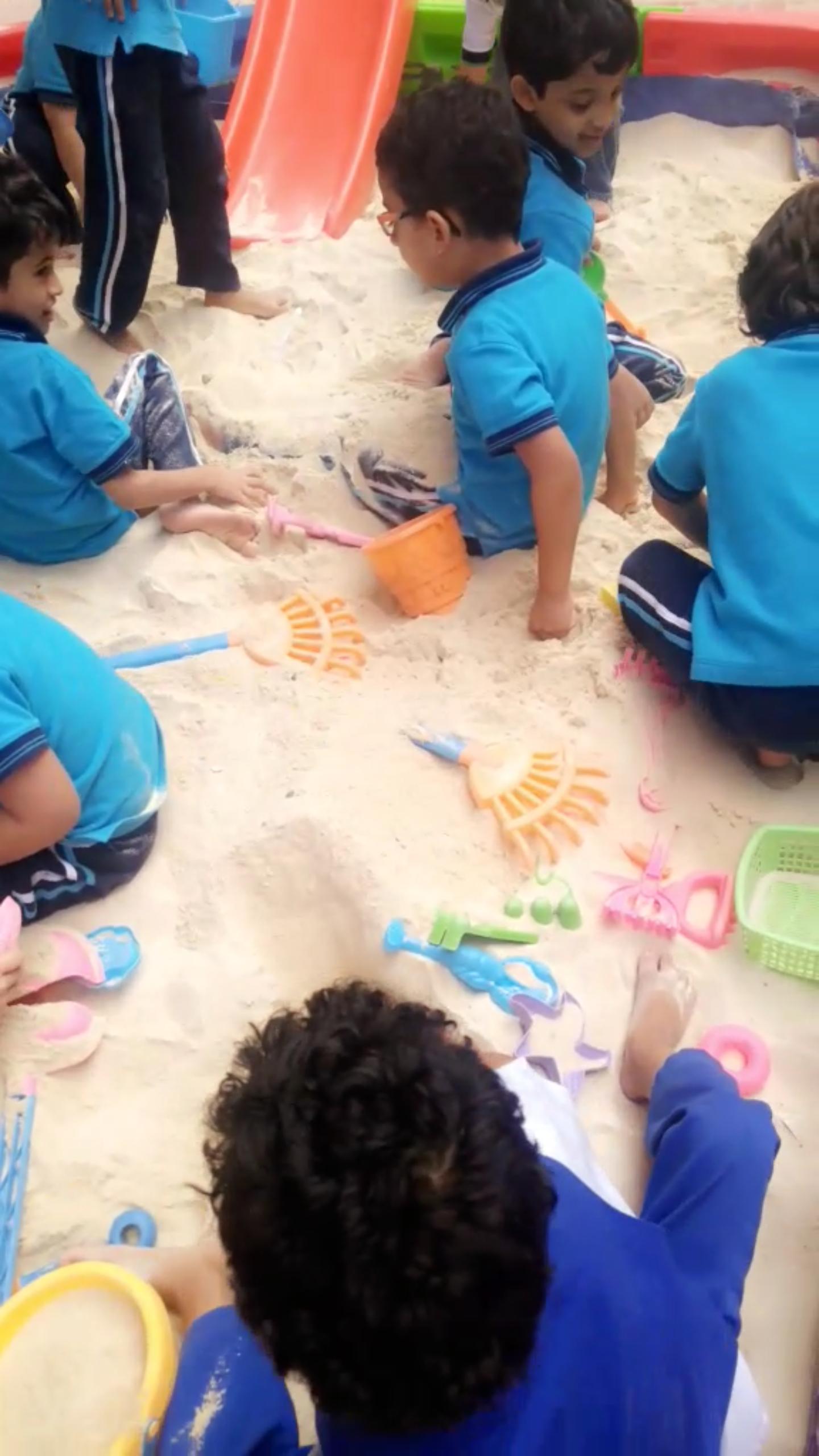 ركن الرمل